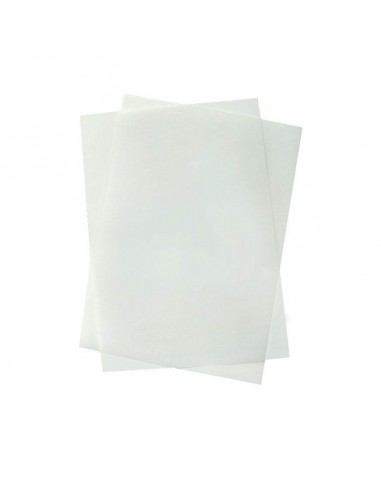 Papel Vegetal Blanco Transparente